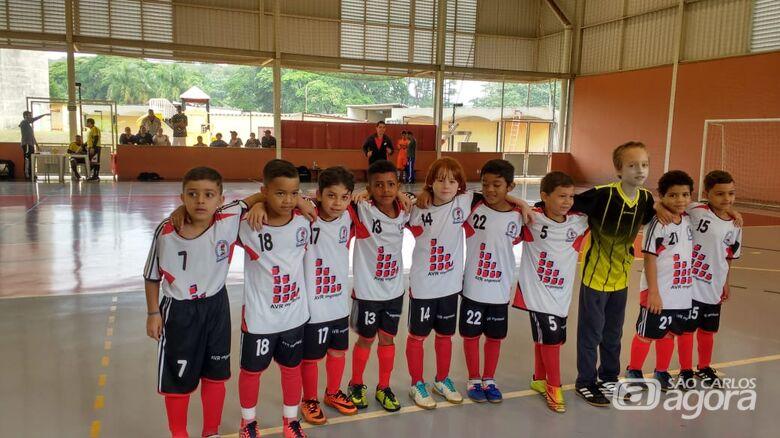 Na Copa Sesi, Salesianos B teve embate difícil - Crédito: Divulgação