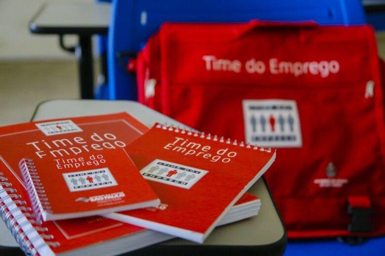 Prorrogadas as inscrições para o Time do Emprego - Crédito: Divulgação