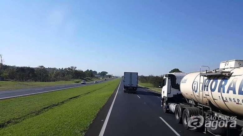 Em São Carlos, Ipem realiza verificação de radar na Rodovia Washington Luís - Crédito: Arquivo/SCA