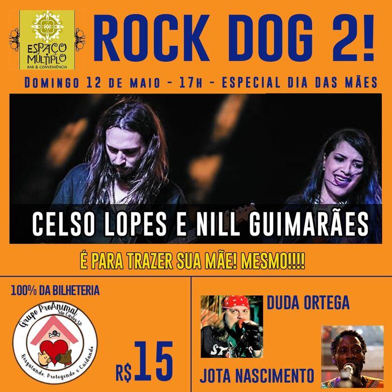 Rock Dog 2 promete agitar o Dia das Mães - Crédito: Divulgação