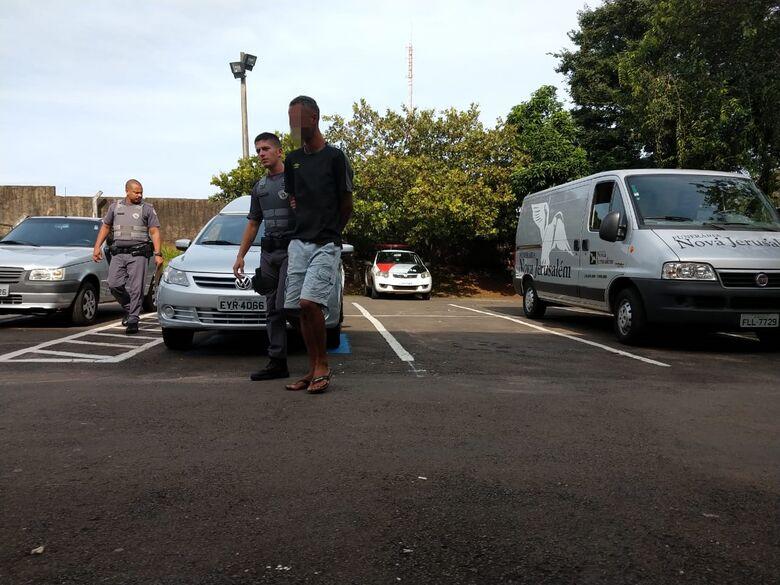 Procurado por furto é preso no acampamento dos sem-terra - Crédito: Luciano Lopes