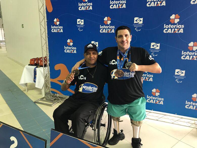 Atletas da LCN/Aquário Fitness brilham no Circuito Brasil Loterias Caixa - Crédito: Divulgação