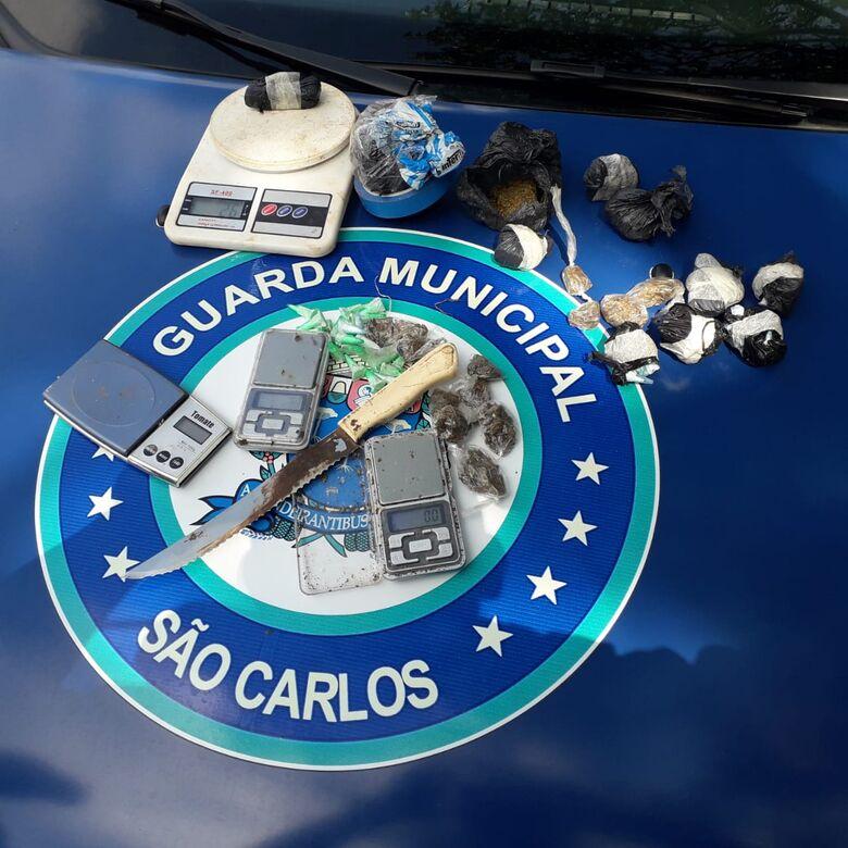 GM desmonta ponto de tráfico no Cruzeiro do Sul - Crédito: Marco Lúcio