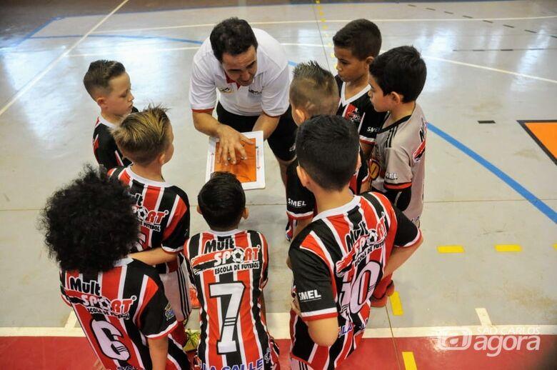 Multi Esporte tem excelente desempenho e conquista belas vitórias na Copa Sesi - Crédito: Divulgação
