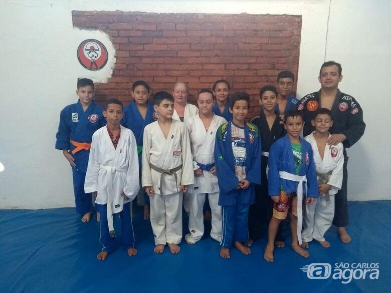 Judocas da Fábrica de Campeões/Smec brilham em Sertãozinho - Crédito: Divulgação