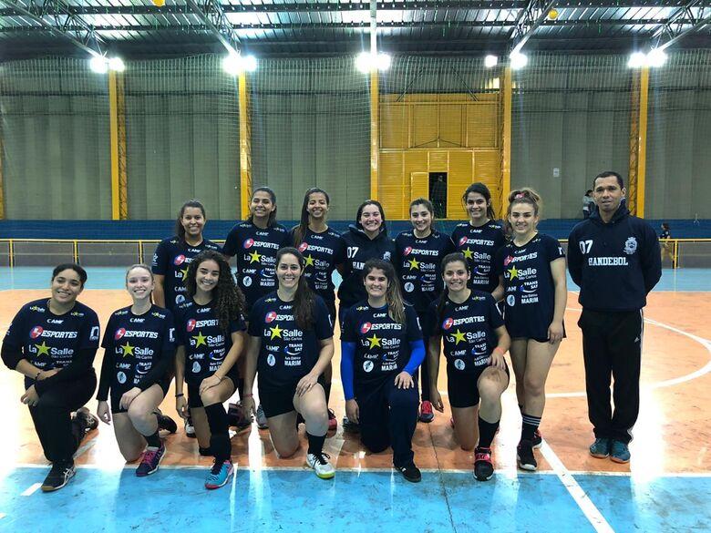 Líder, Pinheiros é o desafio do H7 Esportes/La Salle - Crédito: Marcos Escrivani