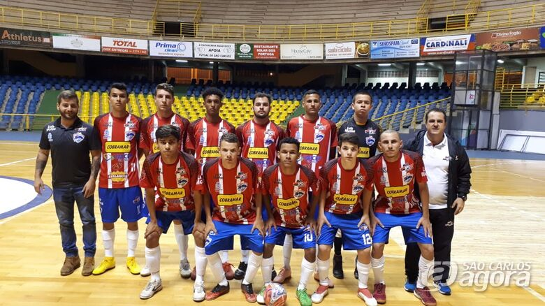 Multi Esporte/La Salle peca nas finalizações e fica no empate com Dobrada - Crédito: Marcos Escrivani