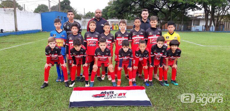 Multi Esporte/La Salle goleia no Campeonato Municipal - Crédito: Divulgação