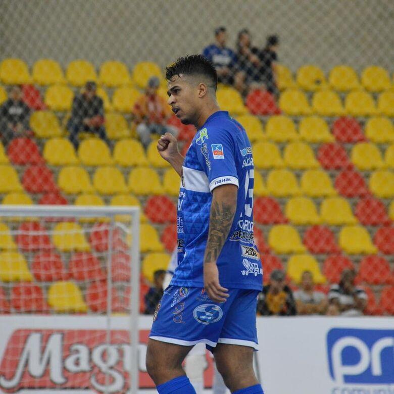 Magnus vence São Carlos pela Liga Nacional - Crédito: Maicon Reis