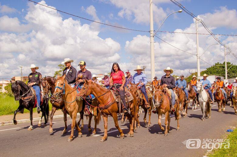 Confira como foi a nona edição da Cavalgada de São Cristóvão - Crédito: Marco Lúcio