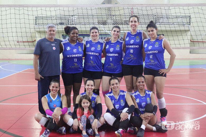 Objetivo/Smec/InHouse estreia com vitória na APV - Crédito: Marcos Escrivani