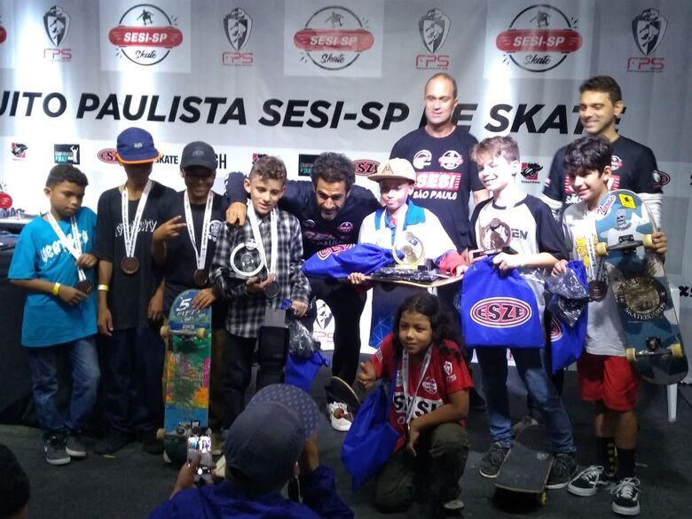 Skate promove inclusão social e revela talentos no São Carlos 8 - Crédito: Divulgação