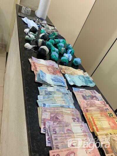 Oito são detidos em residência no Eduardo Abdelnur - Crédito: Divulgação