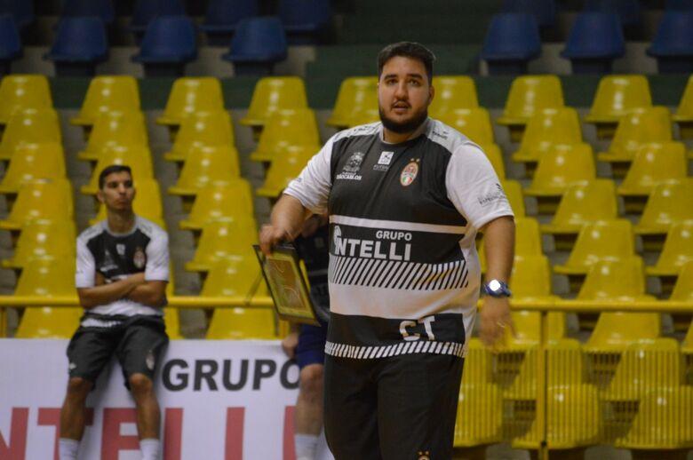 São Carlos quer esquecer o 'tropeço' e focar vitória e reação na Liga Nacional - Crédito: Maicon Reis