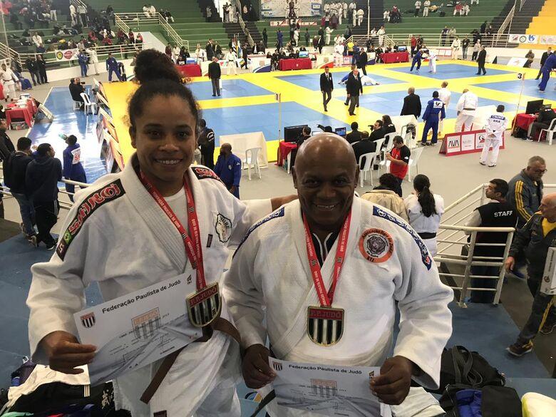 São-carlenses conquistam medalhas de ouro no Paulista de Judô - Crédito: Divulgação