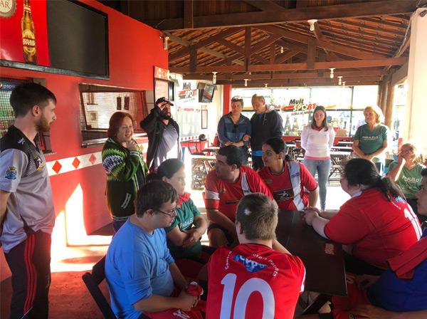 Multi Esporte busca excelência no esporte para pessoas com deficiência - Crédito: Divulgação