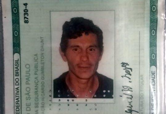 Homem morto a facadas estava desaparecido desde domingo -