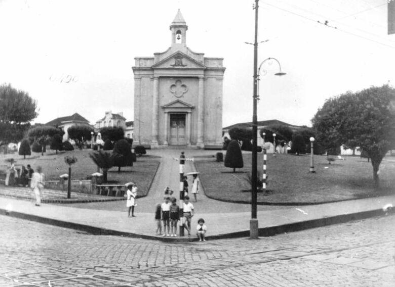 A Igreja de São Benedito - Crédito: Acervo FPMSC/Toninho Amaral/Bertinho Medeiros/Rosana Braga