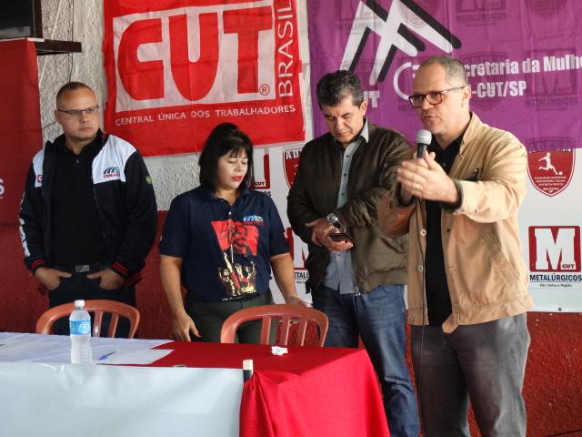 FEM-CUT/SP aprova calendário e eixos da campanha salarial 2019 - Crédito: Divulgação