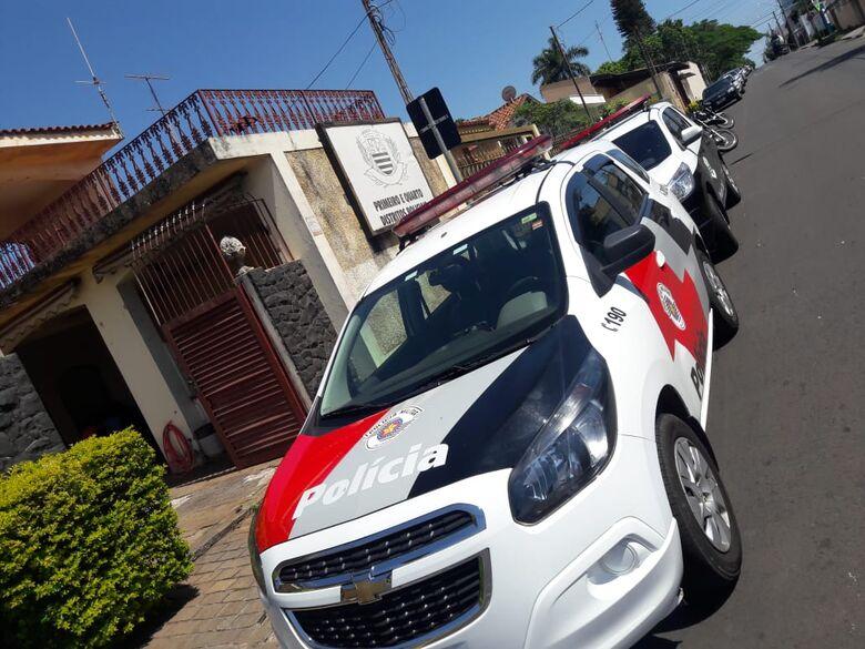 Ladrão furta Celta no Jardim São Paulo - Crédito: Arquivo/SCA
