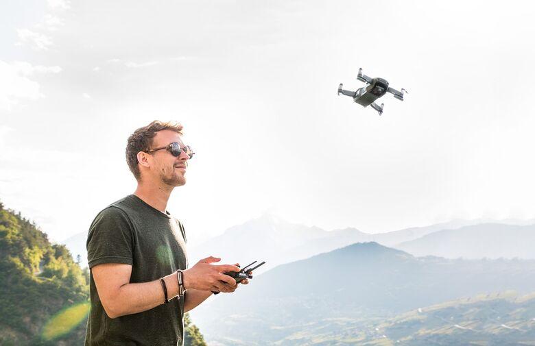UFSCar recebe inscrições para curso sobre uso de drones em laudos ambientais até 26 de junho - Crédito: Pixabay