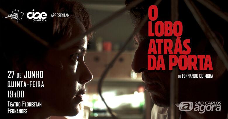 """CineUFSCar exibe """"O lobo atrás da porta"""" nesta quinta-feira, 27 - Crédito: Divulgação"""
