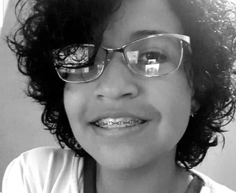 Adolescente que estava desaparecida é encontrada morta - Crédito: Divulgação