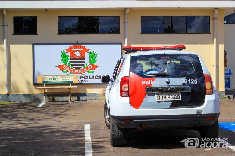 Após discussão, procurado pela justiça é detido pela PM no centro - Crédito: Arquivo/SCA
