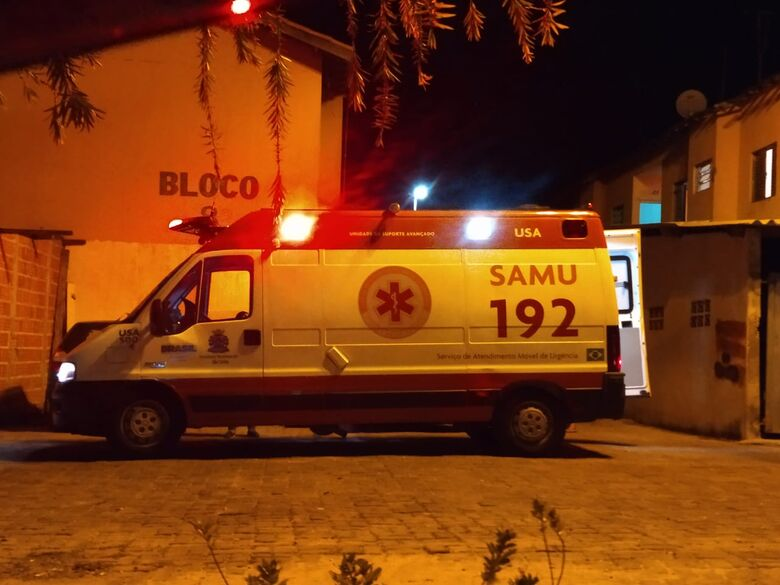Homem fica ferido ao manusear makita - Crédito: Luciano Lopes