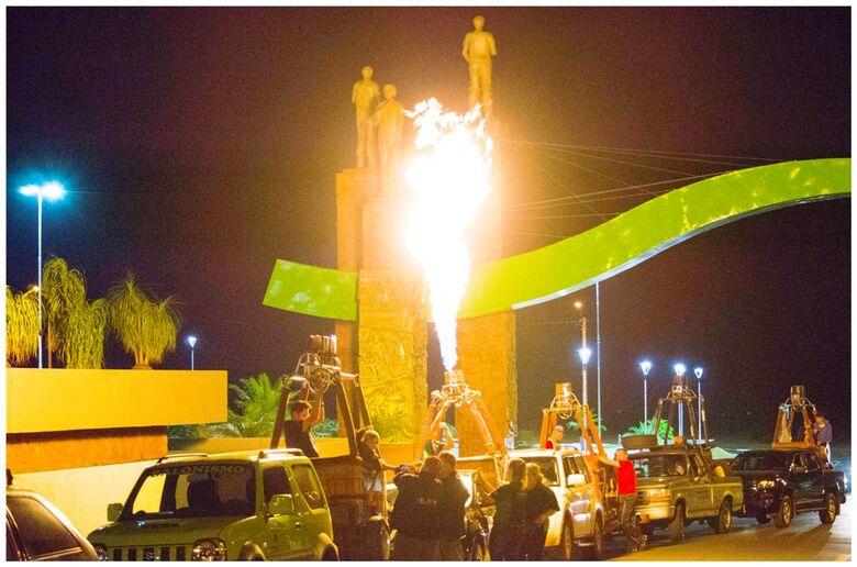 Ibaté comemora seus 126 anos em grande estilo - Crédito: Divulgação