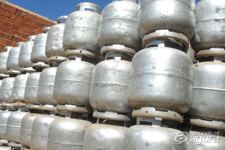 Guedes fala em redução de até 50% no preço do botijão de gás - Crédito: Agência Brasil