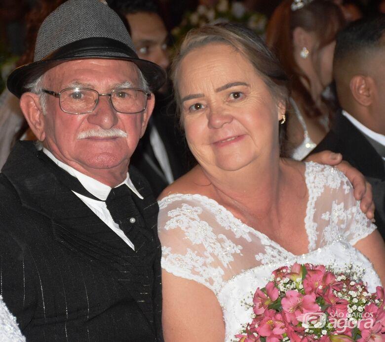 Fundo Social de Solidariedade realiza o 6º Casamento Comunitário - Crédito: Divulgação