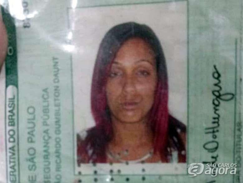 Mulher que foi esfaqueada por adolescente está internada em estado grave - Crédito: São Carlos Agora