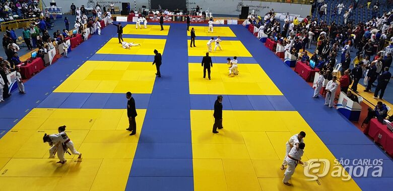 Etapa final do Campeonato Paulista de Judô começa sábado no Ginásio Milton Olaio Filho -