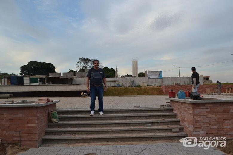 Praça dos Três Poderes será inaugurada no dia 22 de junho - Crédito: Divulgação