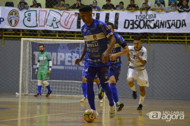Em busca da vaga na final, São Carlos recebe o Dracena - Crédito: Maicon Reis