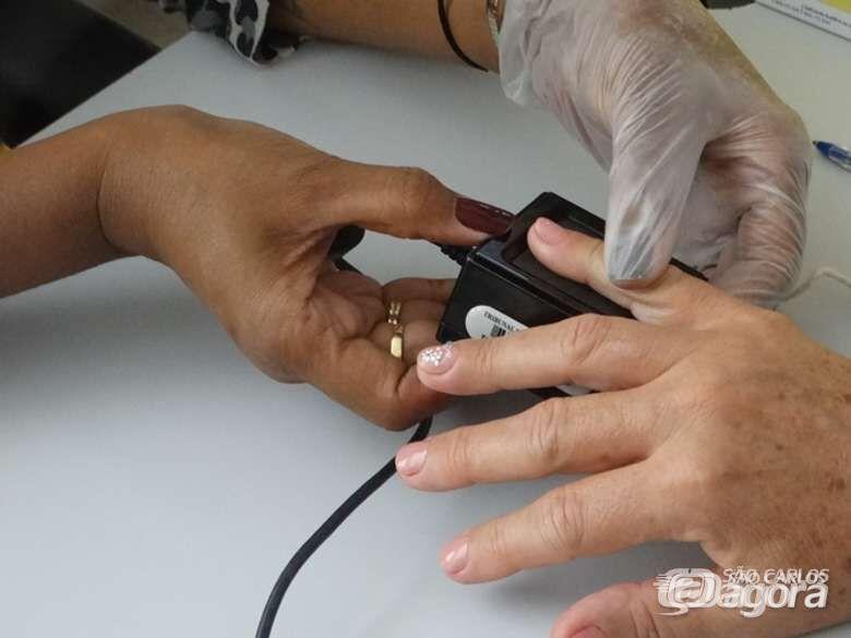 Cartório Eleitoral faz plantão da biometria no sábado - Crédito: Marcos Escrivani
