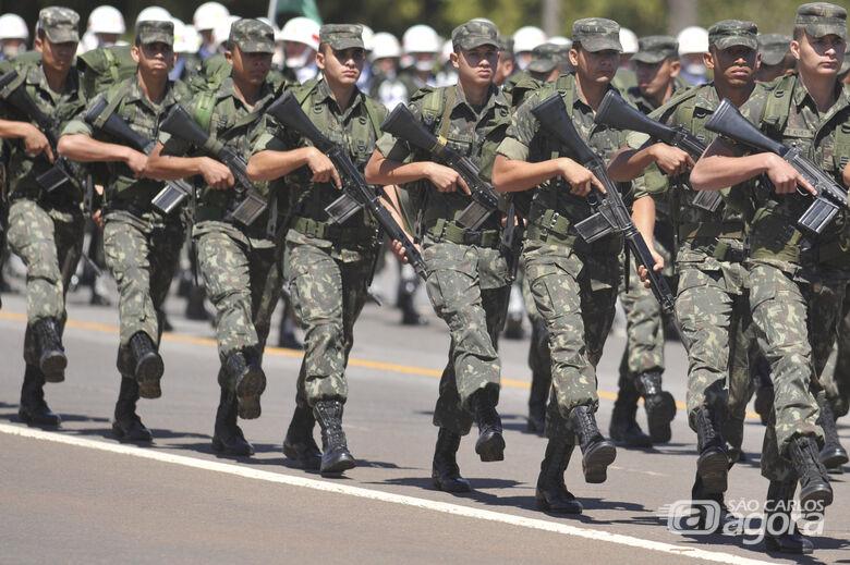 Prazo para alistamento militar termina nesta semana - Crédito: Agência Brasil