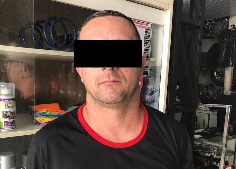 DISE prende em Rio Claro acusado de comandar o tráfico de drogas no CDHU - Crédito: Divulgação/Polícia Civil