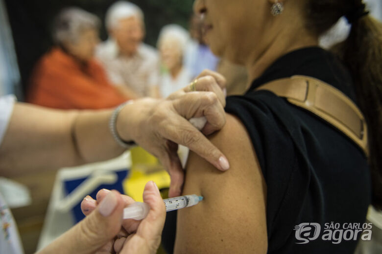 São Carlos realiza campanha de vacinação contra febre amarela - Crédito: Divulgação