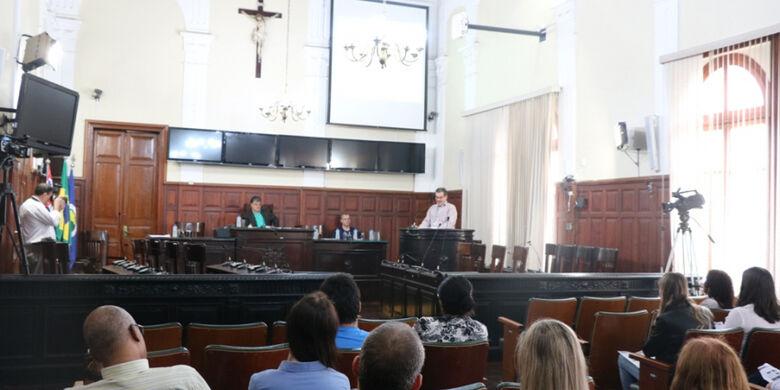 Prohab e Secretaria da Pessoa com Deficiência e Mobilidade encerram ciclo de audiências públicas - Crédito: Divulgação