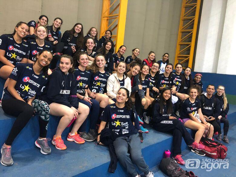 Jogos Abertos da Juventude é o próximo desafio do H7 Esportes/La Salle - Crédito: Marcos Escrivani
