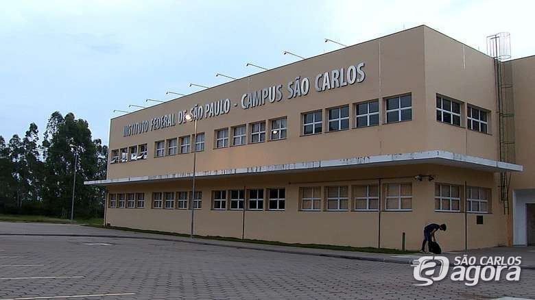 IFSP São Carlos oferece vagas em 3 cursos superiores, utilizando as notas do Enem de 2015, 2016, 2017 ou 2018 - Crédito: Divulgação