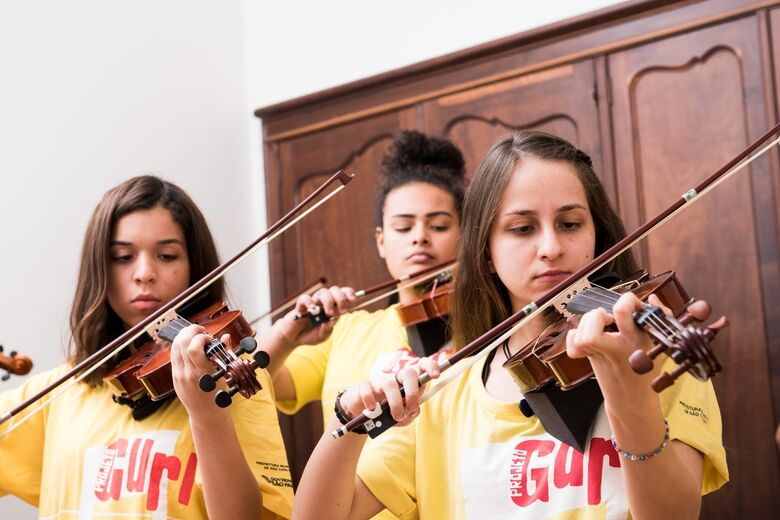 Projeto Guri oferece mais de 900 vagas para cursos gratuitos de música na região de São Carlos - Crédito: Foto: Gustavo Morita