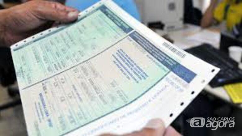 Pode ser exigida a quitação de débitos do veículo para que o mesmo possa circular? -