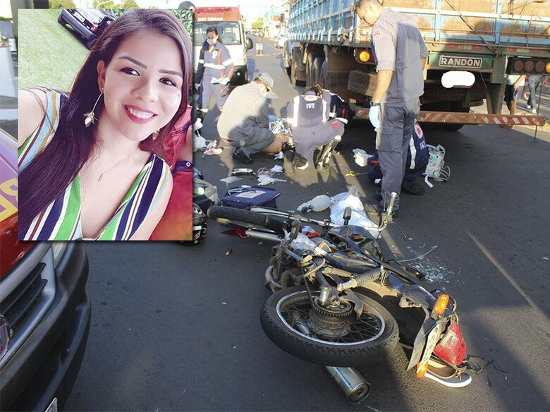 Jovem morre após acidente de moto em cidade da região - Crédito: Matão Urgente