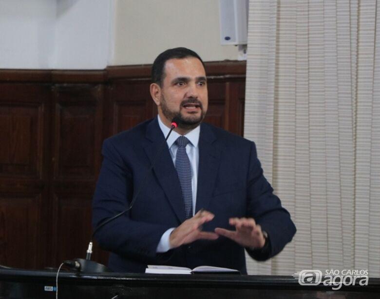 Julio Cesar propõe melhorias no trânsito em diversos pontos da cidade - Crédito: Divulgação