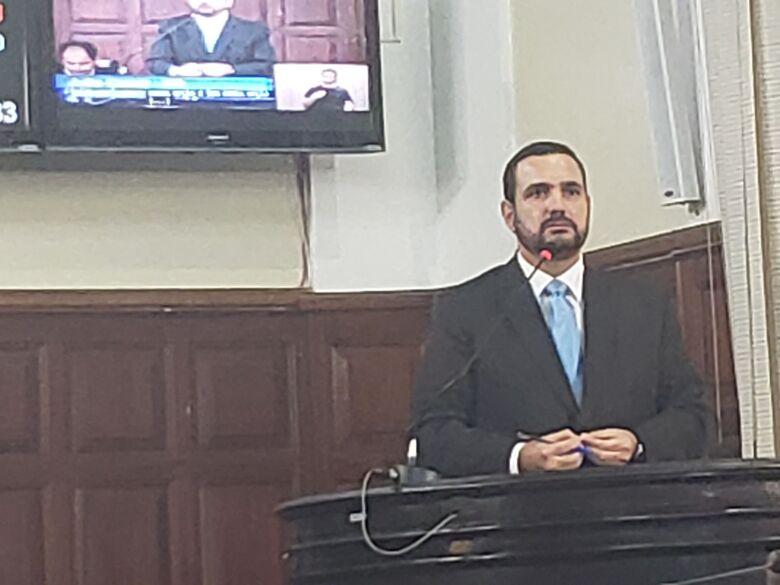 Eleições 2020: Gustavo Pozzi nega conflito em candidatura a prefeito de Júlio Cesar - Crédito: SCA