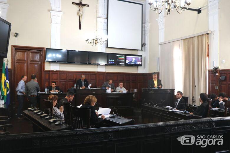 Lei de Diretrizes para 2020 é aprovada em primeiro turno - Crédito: Divulgação