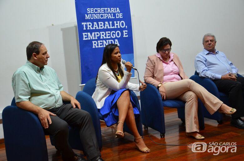 Legislação da Aprendizagem Profissional foi tema de debate em São Carlos -